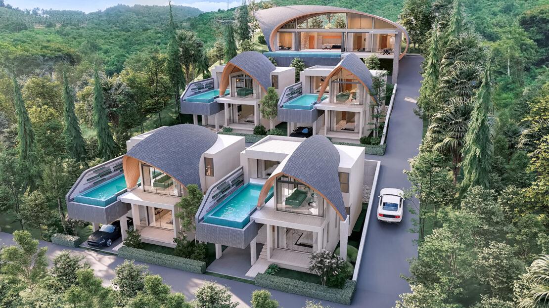 Santi Pura Villas, Koh Samui