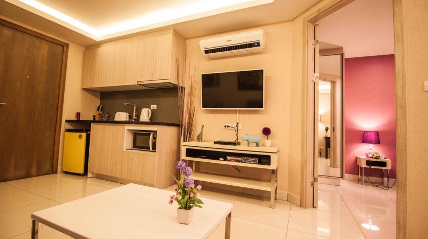5% rental guarantee, Pattaya