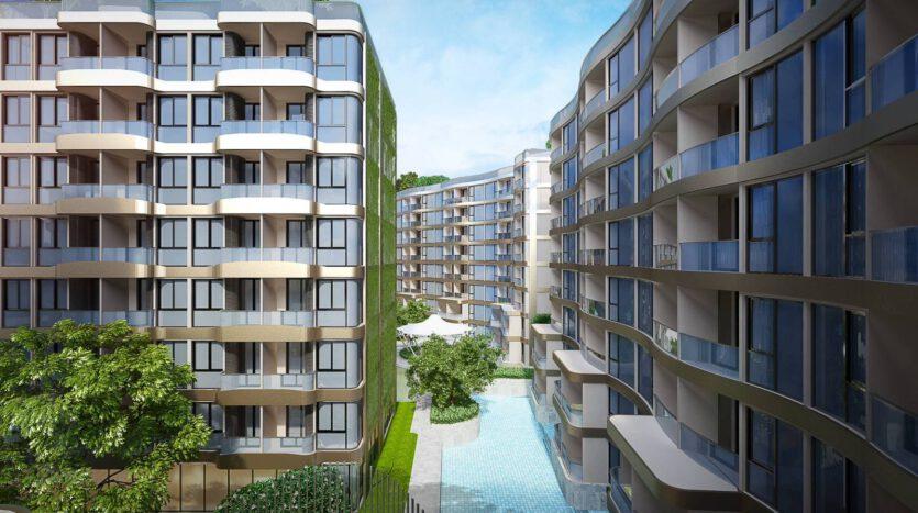Investment property, Pattaya