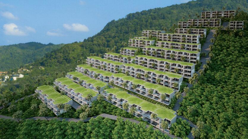 7% rental guarantee, Phuket