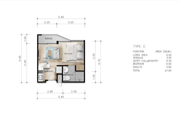 Floorplan studio